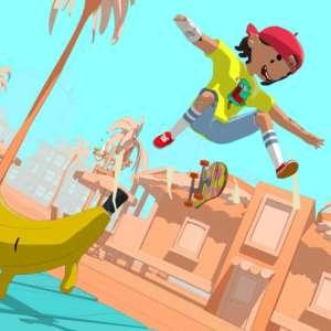 #e3gk | e3 2021 - OlliOlli World sort sa planche dans un nouveau trailer