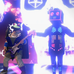 #e3gk   e3 2021 - Le groupe The Living Tombstone dévoile AudioClash : Battle of the Bands