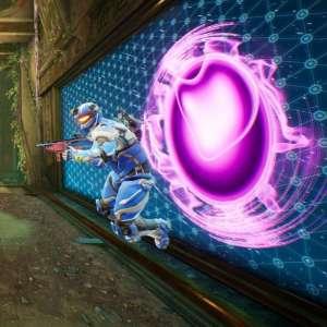 #e3gk | e3 2021 - Halo rencontre Portal dans Splitgate
