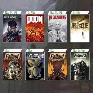 #e3gk | e3 2021 - Dix jeux Bethesda rejoignent l'abonnement Xbox Game Pass