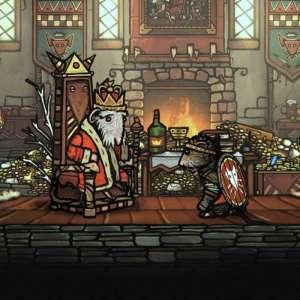 #e3gk   e3 2021 - Des souris en armures et des grenouilles malfaisantes pour le RPG en 2D Tails of Iron