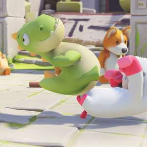 #e3gk | e3 2021 - Party Animals : un brawler de peluches s'invite à la conférence Microsoft