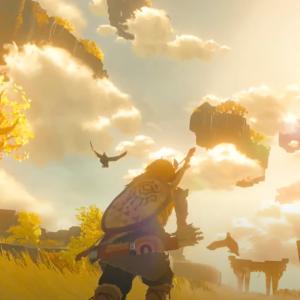 #e3gk | e3 2021 - The Legend of Zelda : Breath of the Wild 2 prend de la hauteur et vise une sortie en 2022