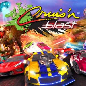 #e3gk | e3 2021 - Le jeu de course arcade Cruis'n Blast bientôt sur Switch