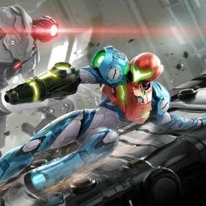 #e3gk   e3 2021 - Nintendo annonce la nouvelle aventure de Samus Aran, Metroid Dread