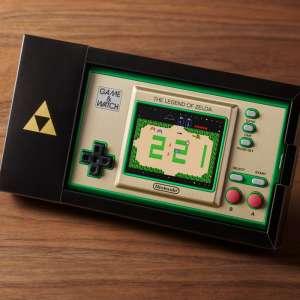 #e3gk | e3 2021 - La Game & Watch The Legend of Zelda inclut trois classiques de la franchise