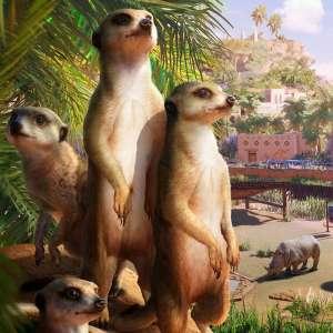 Planet Zoo accueillera le 22 juin un DLC dédié au continent africain