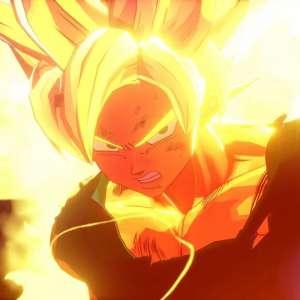 #e3gk   e3 2021 - Dragon Ball Z : Kakarot s'éveillera bientôt à la Switch