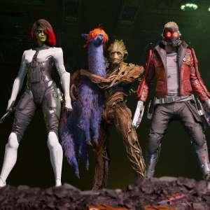 #e3gk   e3 2021 - Marvel's Guardians of the Galaxy aussi sur Switch grâce au cloud