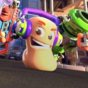 #e3gk | e3 2021 - Worms Rumble se paye aussi une version Switch