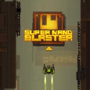 Ankama dévoile Super Nano Blaster, un shoot'em up retro