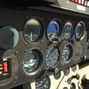Microsoft Flight Simulator survole les merveilles de la Scandinavie