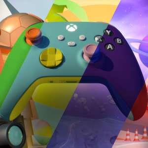 Xbox Design Lab : le programme de personnalisation des manettes est de retour