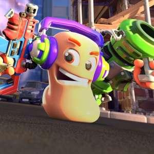 Worms Rumble est maintenant disponible sur Switch, Xbox et Xbox Game Pass