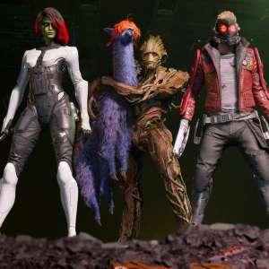 Marvel's Guardians of the Galaxy : un mode multijoueur était prévu