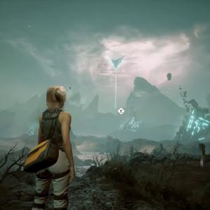 Le TPS de science-fiction Scars Above se montre longuement dans une vidéo de gameplay