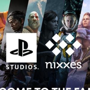 Sony Interactive Entertainment se renforce en achetant Nixxes Software
