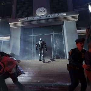 Nacon annonce RoboCop : Rogue City