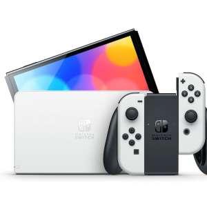 La Nintendo Switch modèle OLED est annoncée pour le 8 octobre 2021