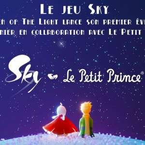 La saison liée au Petit Prince début aujourd'hui dans Sky : Enfants de la Lumière