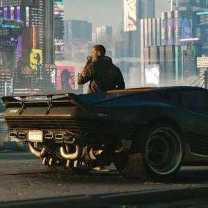 Pour son retour sur le PlayStation Store, Cyberpunk 2077 vire en tête des ventes