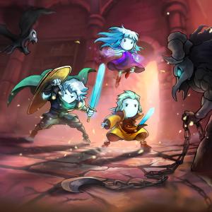 Greak : Memories of Azur s'offre une démo sur Switch