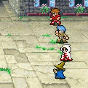 Final Fantasy Pixel Remasters : Square Enix précise sa pensée