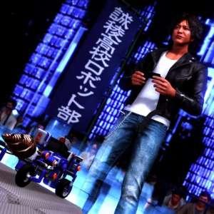 Lost Judgment : de la boxe, des gadgets et des combats de robots dans un nouveau trailer de gameplay
