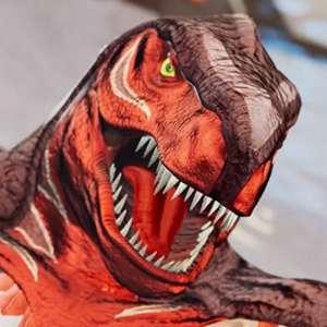 Un dinosaure s'est échappé dans The King of Fighters XV