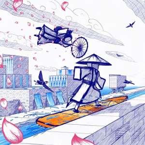 Le charmant jeu de puzzles Inked : A Tale of Love se dessine enfin sur consoles