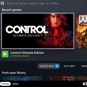 L'OS du Steam Deck remplacera à terme le mode Big Picture de Steam