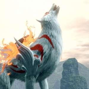 Monster Hunter Rise : Okami Amaterasu vient prêter main forte aux chasseurs