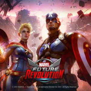 Marvel Future Revolution, le RPG mobile en monde ouvert, s'annonce pour le 25 août