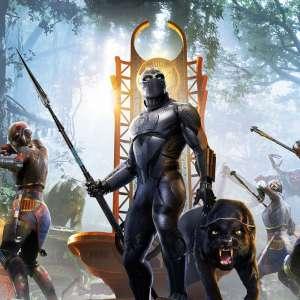 Marvel's Avengers : l'extension « La Guerre pour le Wakanda » prend date pour le 17 août