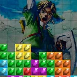 Zelda Skyward Sword HD s'invite à son tour dans Tetris 99
