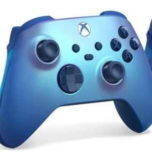 Xbox annonce une nouvelle manette Aqua Shift pour rester frais
