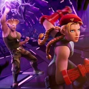 Les skins de Guile et Cammy (Street Fighter) rejoindront la boutique de Fortnite le 8 août