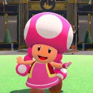 Mario Golf : Super Rush ajoute Toadette et un nouveau parcours dans une mise à jour