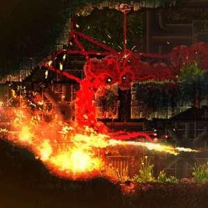 Carrion viendra aussi se goinfrer sur PS4