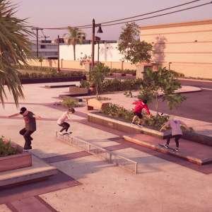 Skater XL accueille le multijoueur en ligne sur consoles