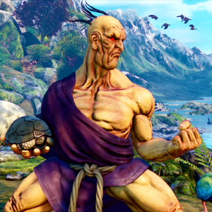 Street Fighter V Champion Edition : une bande-annonce de gameplay pour Oro