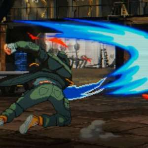 Le jeu de baston en 2D Blazing Strike se remontre dans une nouvelle vidéo de gameplay