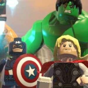 LEGO Marvel Super Heroes en approche sur Switch