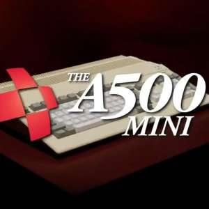 Amiga 500 Mini : un concentré de retrogaming pour 2022