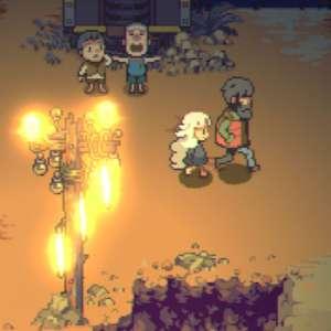 Le superbe jeu d'aventure Eastward prend date pour le 16 septembre sur PC et Switch