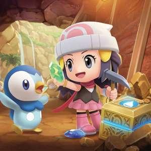 Pokémon Diamant Étincelant et Pokémon Perle Scintillante se dévoilent davantage