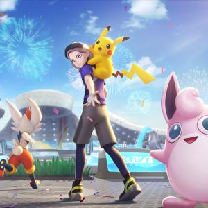 Pokémon Unite prend date sur iOS et Android