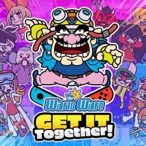 Une démo jouable de WarioWare : Get It Together est arrivée sur l'eShop