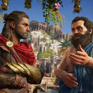 Assassin's Creed Odyssey en 60 images par seconde sur PS5 et Xbox Series, c'est pour demain