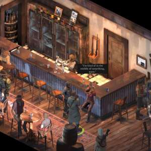 Gamescom 2021   gc2021 - Team17 publiera le jeu de rôle isométrique Broken Roads sur PC et consoles